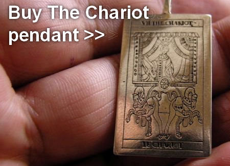 The Chariot Pendant