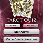 Tarot Card Quiz on iPhone and iPad