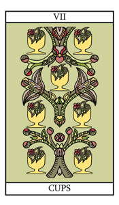 The Seven of Cups