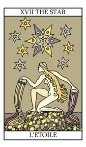 Tarot Birth Cards on tarot-lovers com - discover your cards