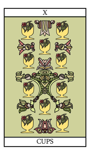 The Ten of Cups