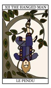 le pendu tarot interpretation
